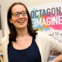 Artwork for New Octagon Artistic Director launches her first season
