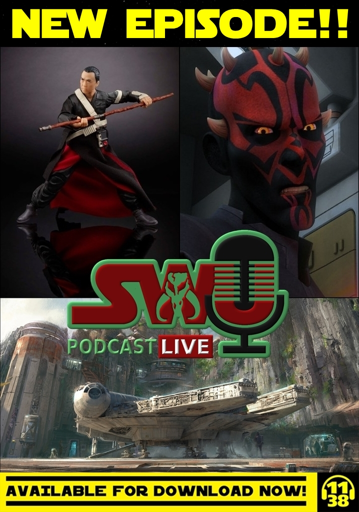 The SWU Podcast LIVE | 7/10/16