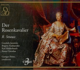 Der Rosenkavalier from Naples, 1971