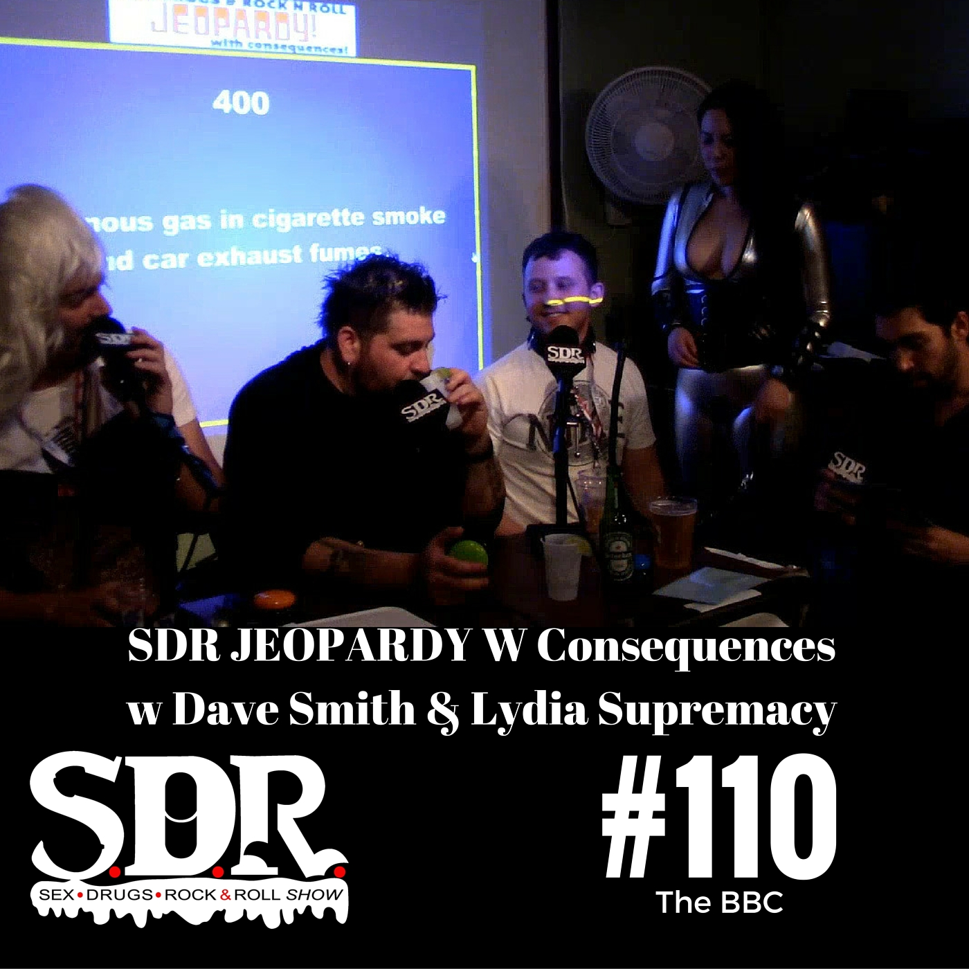 SDR Jeopardy Ep #110