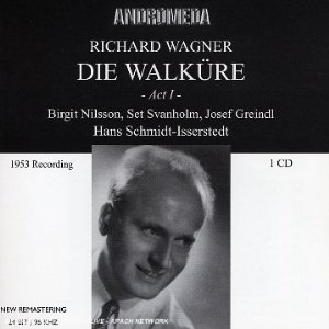 Walkure act one 1953