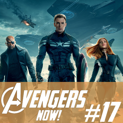 Cultural Wormhole Presents: Avengers Now! Episode 17