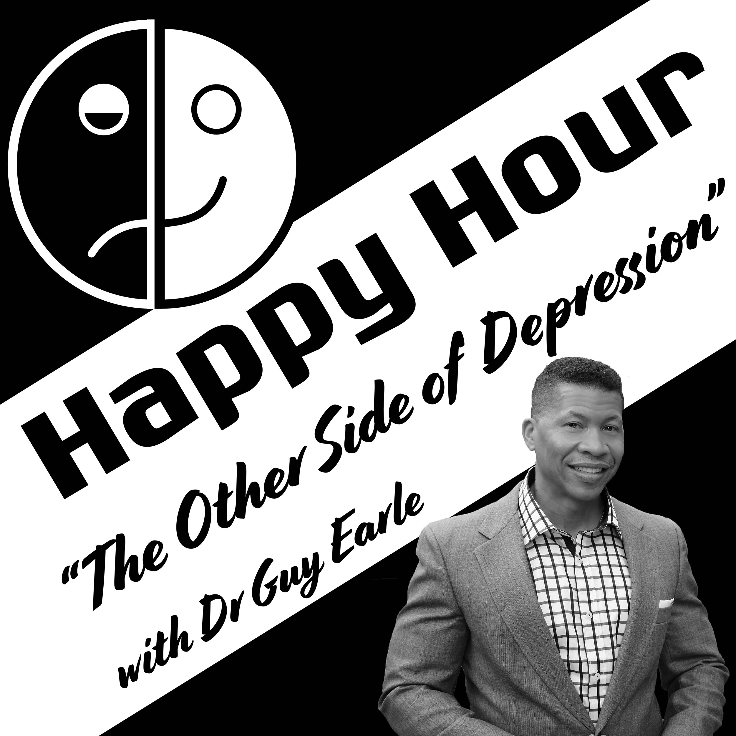 Happy Hour: The Other Side of Depression show art