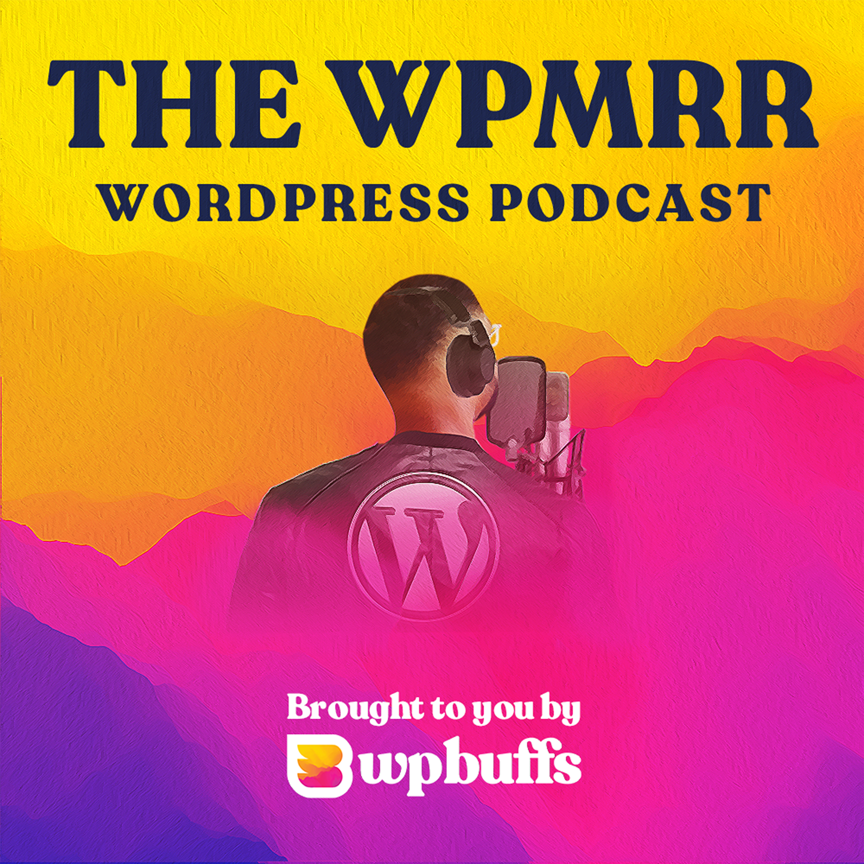 WPMRR WordPress Podcast show art