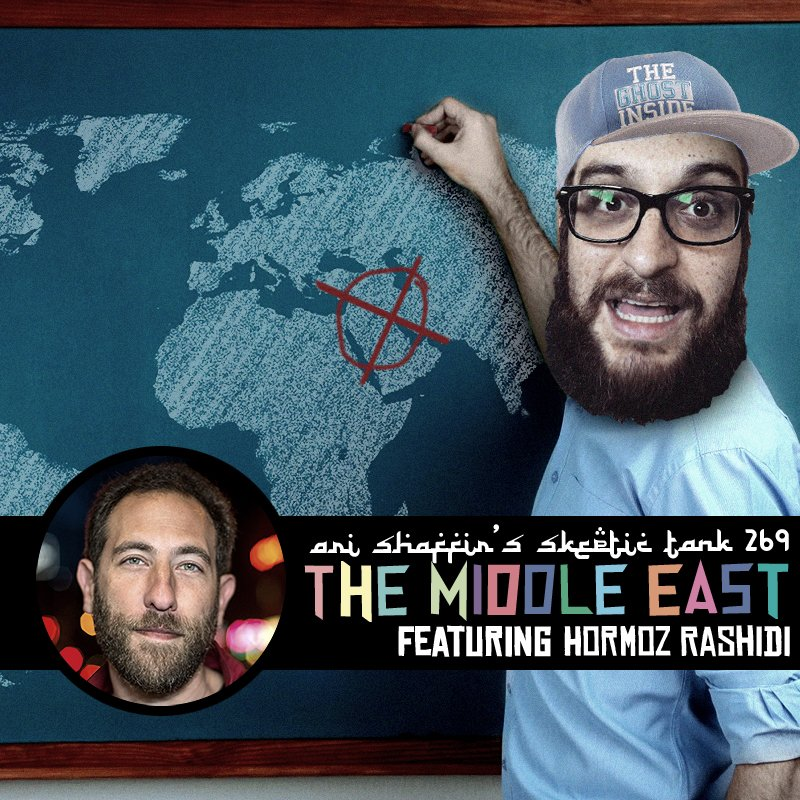 #269: The Middle East (@NotHormones)