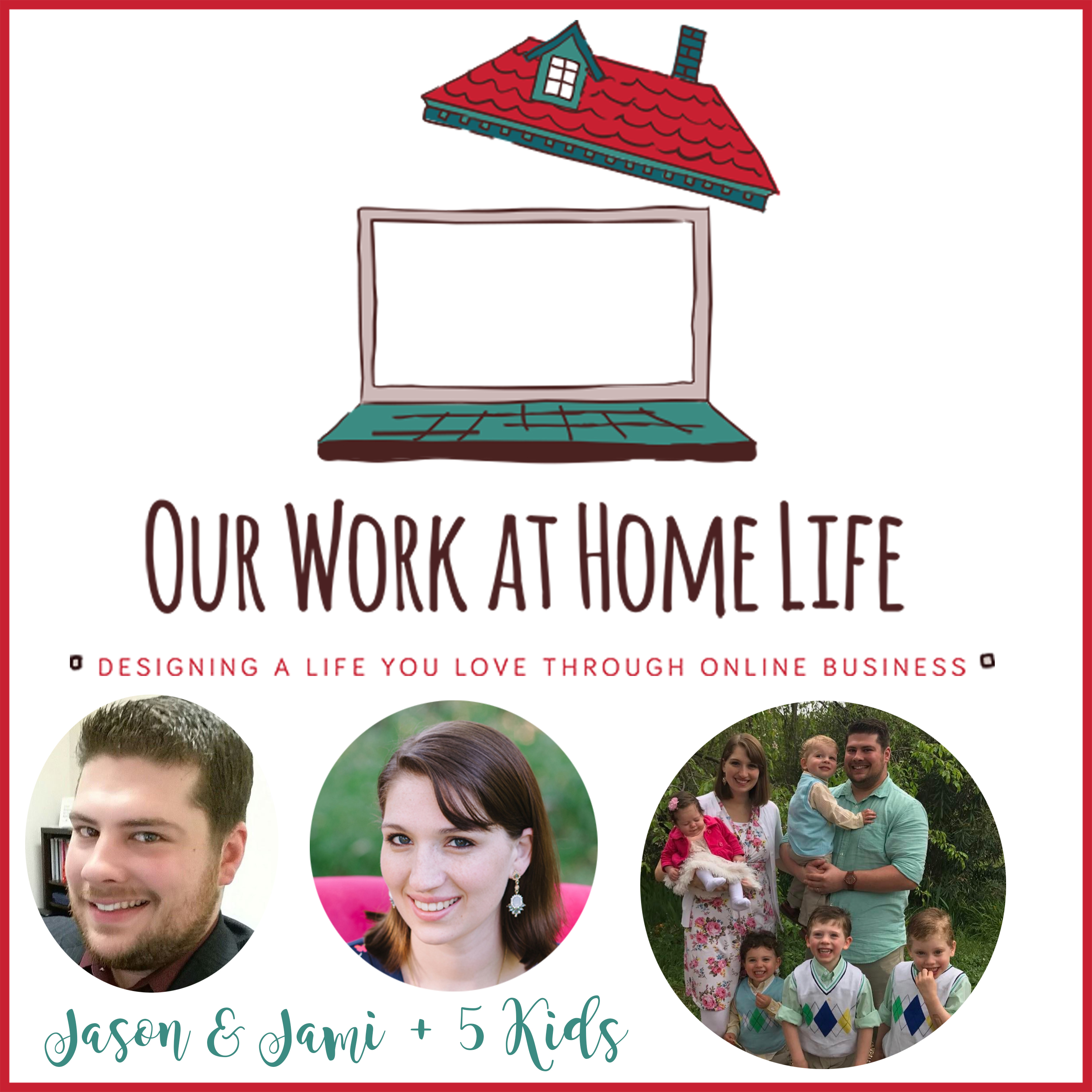 Our Work at Home Life with Jason and Jami: Online Business   Blogging   Working from Home