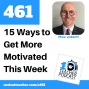 Artwork for 15 Ways to Get More Motivated This Week