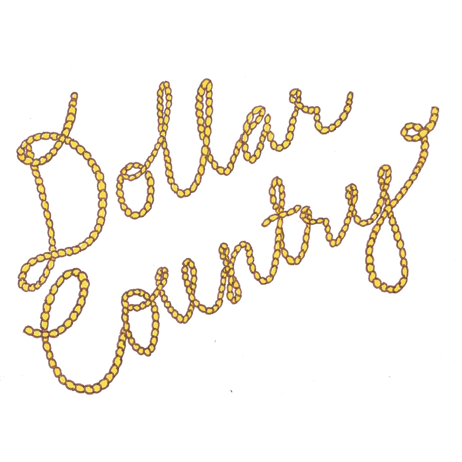 Dollar Country show art