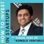 Artwork for Investor Connect - 355 - Vinod Jose of Konglo Ventures LLC