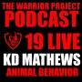 Artwork for TWPP 19 - LIVE - KD Mathews - Animal Behavior