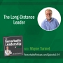 Artwork for The Long-Distance Leader with Wayne Turmel