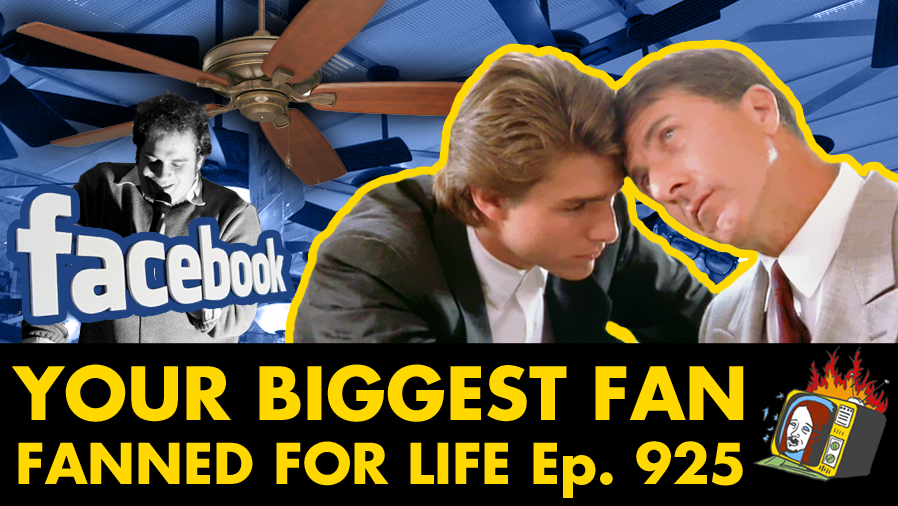 FANNED FOR LIFE w/ Tom Ricardo - Ep. 925 (FACEBOOK, TROLLING, PRANKS, PRANK CALLS)