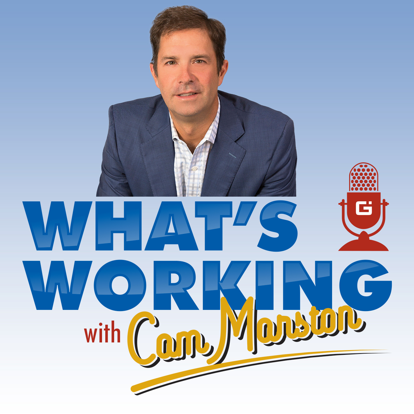 What's Working with Cam Marston show art