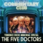 Artwork for COMMENTARY CLUB - Minisode 03 - The Five Doctors