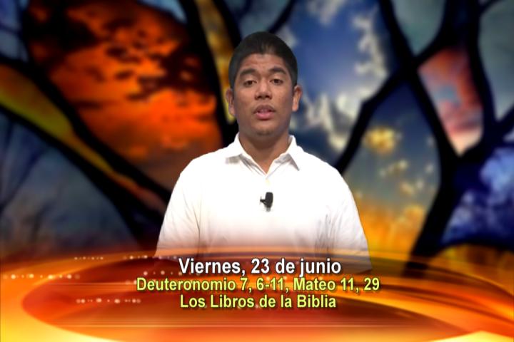 Artwork for Viernes, 23 de junio de 2017 Tema de hoy:: Los Libros de la Biblia