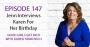 Artwork for Jenn Little Interviews Karen For Her Birthday