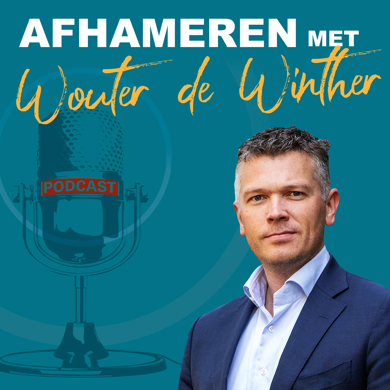 Afhameren met Wouter de Winther logo