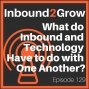 Artwork for Episode 129: What do Inbound and Technology Have to do with One Another?