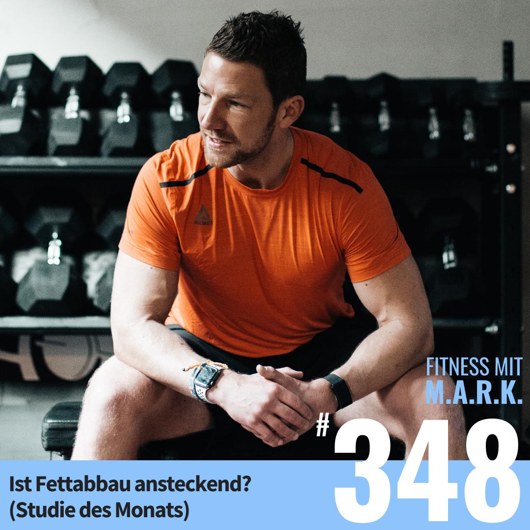 FMM 348 : Ist Fettabbau ansteckend? (Studie des Monats)