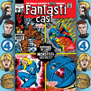 Episode 122: Fantastic Four #106 - The Monster's Secret