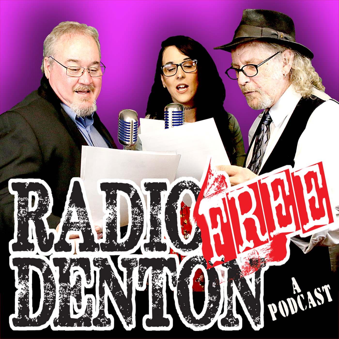 Radio Free Denton show art