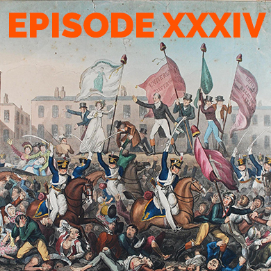 Episode 34 – The Age of Reaction: The fall and rise of free speech in 19th century Europe