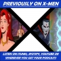 "Artwork for X-Men: The Animated Series ""Till Death Do Us Part Pt. 1&2"""