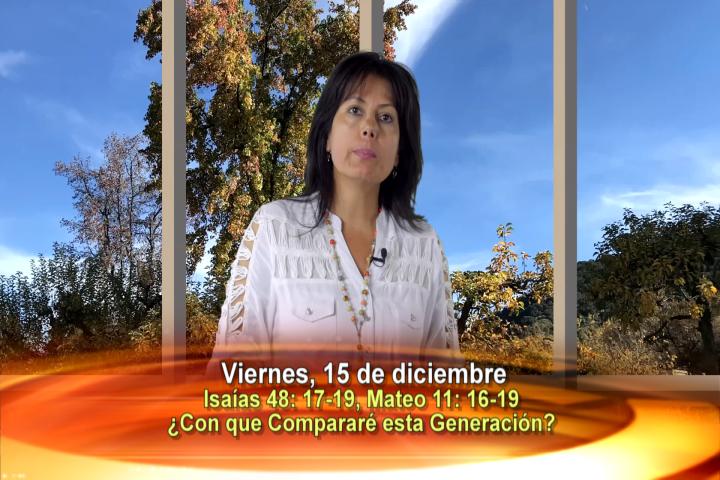 Artwork for Dios te Habla con  Dora Aleyda Ramírez,  Tema el hoy: ¿Con que compararé esta generación?