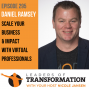 Artwork for 295: Daniel Ramsey: Scale Your Business and Impact with Virtual Professionals