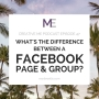 Artwork for Episode 47 What is the Difference Between a Facebook Page and Group?
