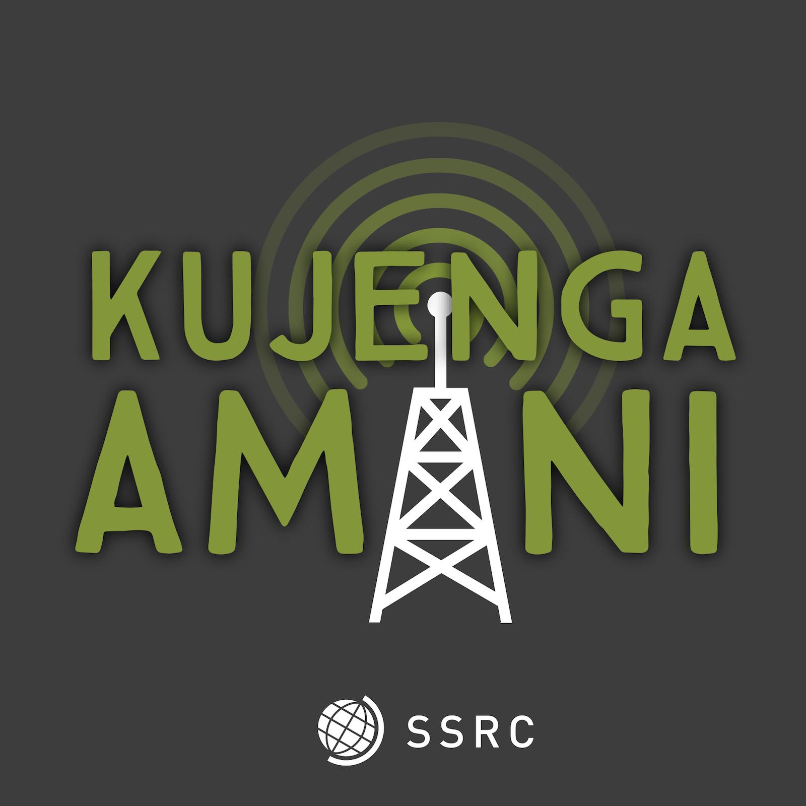 Kujenga Amani: Peacebuilding in Africa show art