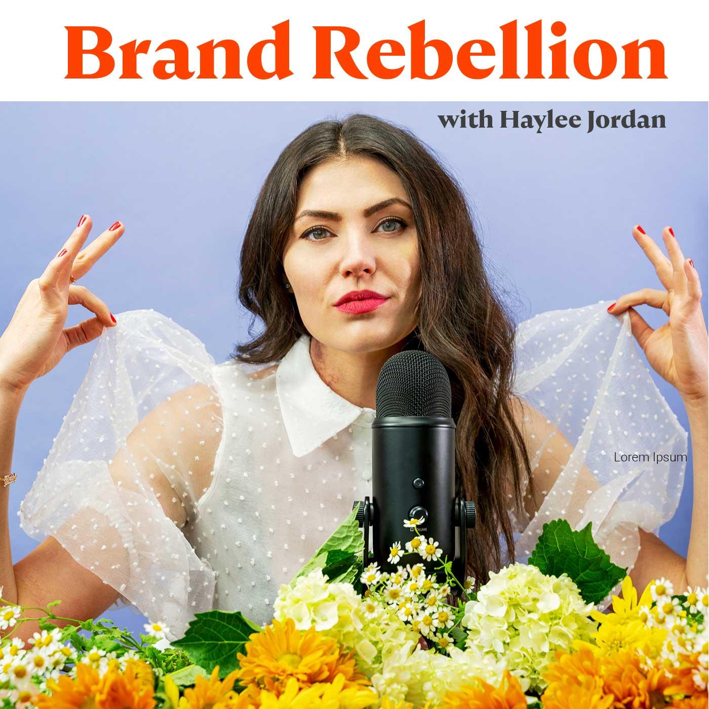 Brand Rebellion show art