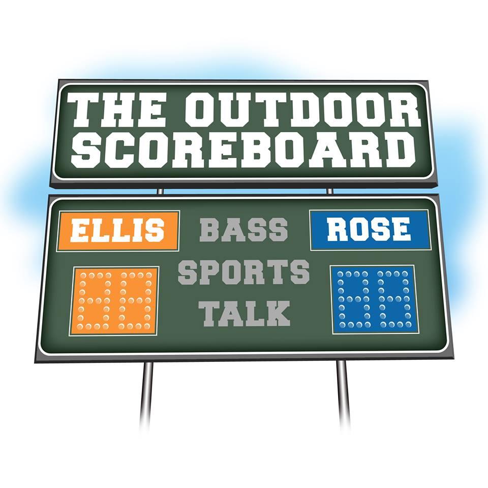 The Outdoor Scoreboard Fishing Podcast logo