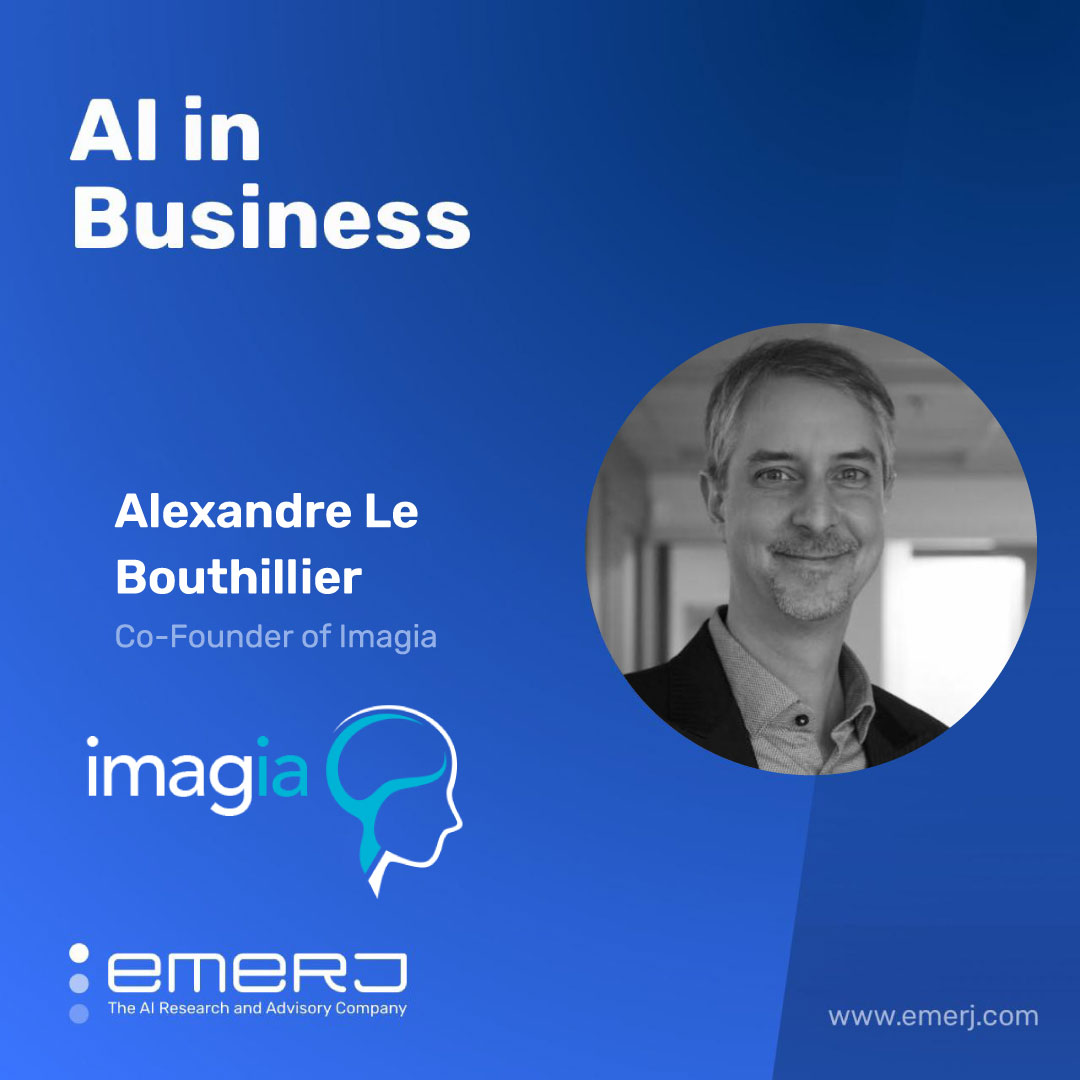 Personalized Medicine Before and After AI - with Alexandre Le Bouthillier of Imagia
