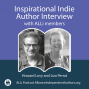 Artwork for Interview with Liza Perrat — Novelist Uses French, Australian History as her Canvas: Inspirational Indie Authors Podcast
