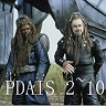 PDAIS 2~10 Battlefield Earth