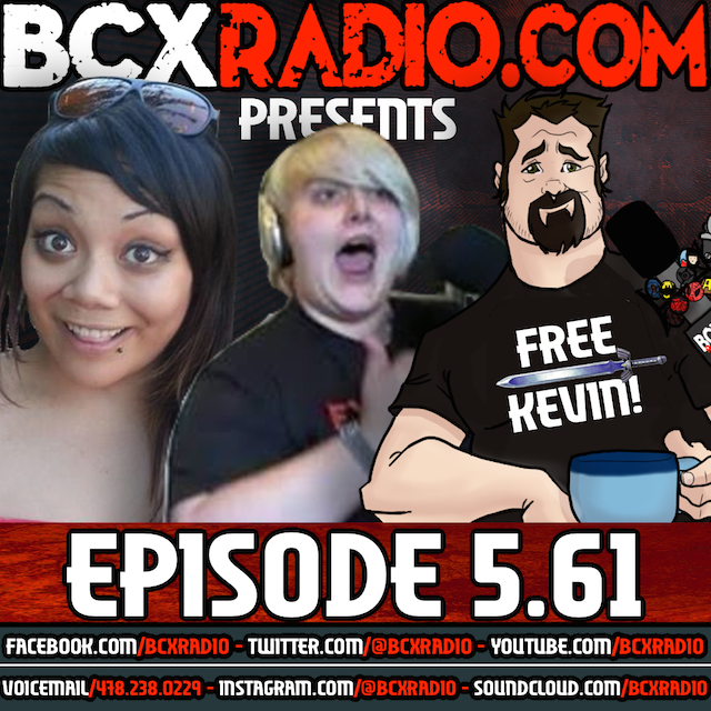 BCXradio 5.61 - Domestic Zelda Abuse