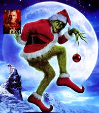 DVD Verdict 737 - The Friday Filibuster (The Grinch Who Stole A Firestorm Christmas)
