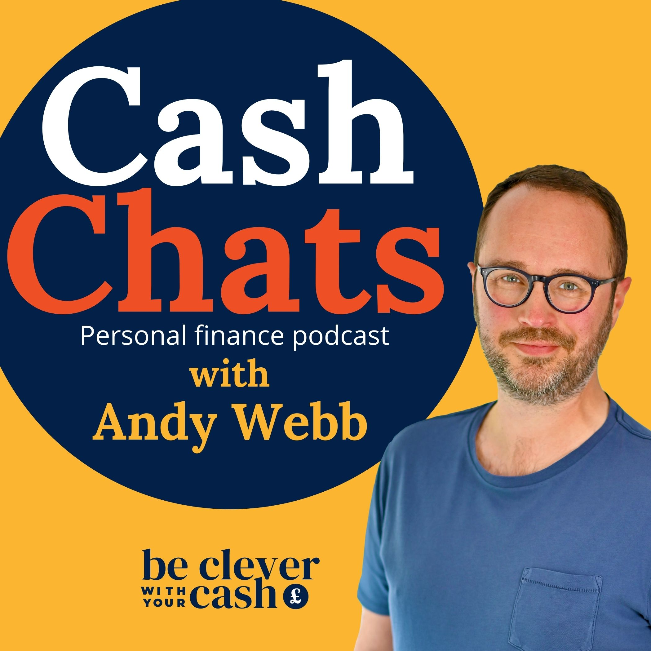 Cash Chats Money & Personal Finance podcast show art
