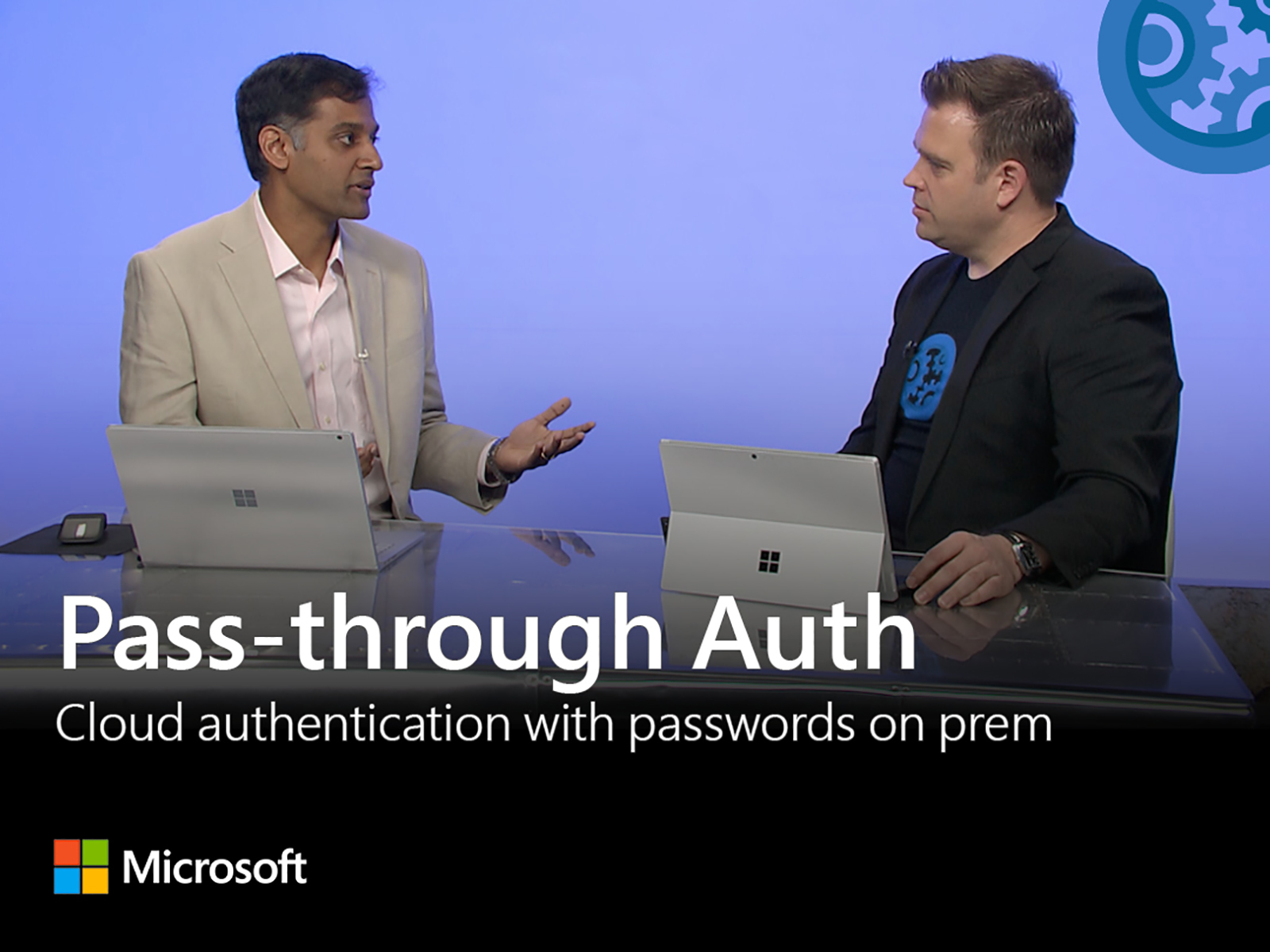 Artwork for Azure AD Pass-through Authentication