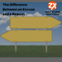 Artwork for The Difference Between an Excuse and a Reason | ZERO XCUSES PODCAST | Discipline | Goals | Growth | Mindset | Focus | Ownership