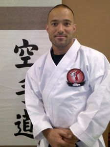 Episode 3 - Master Karate Instructor Manny Esmeraldo