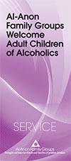Item K-21_Adult Children of Alcoholics Newcomer Packet