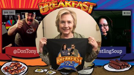Breakfast Soup RAW (w/ Don Tony and Mish) 06/07/2021 show art