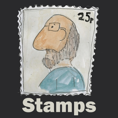 Stamps show image