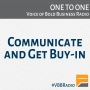 Artwork for Communicate and Get Buy-in
