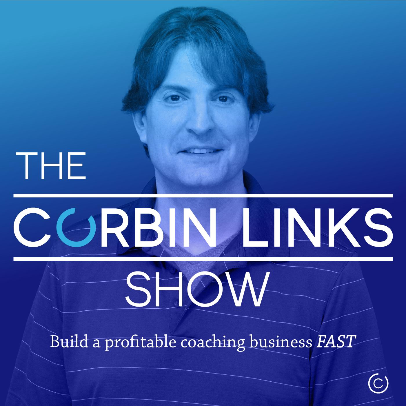 The Corbin Links Show show art