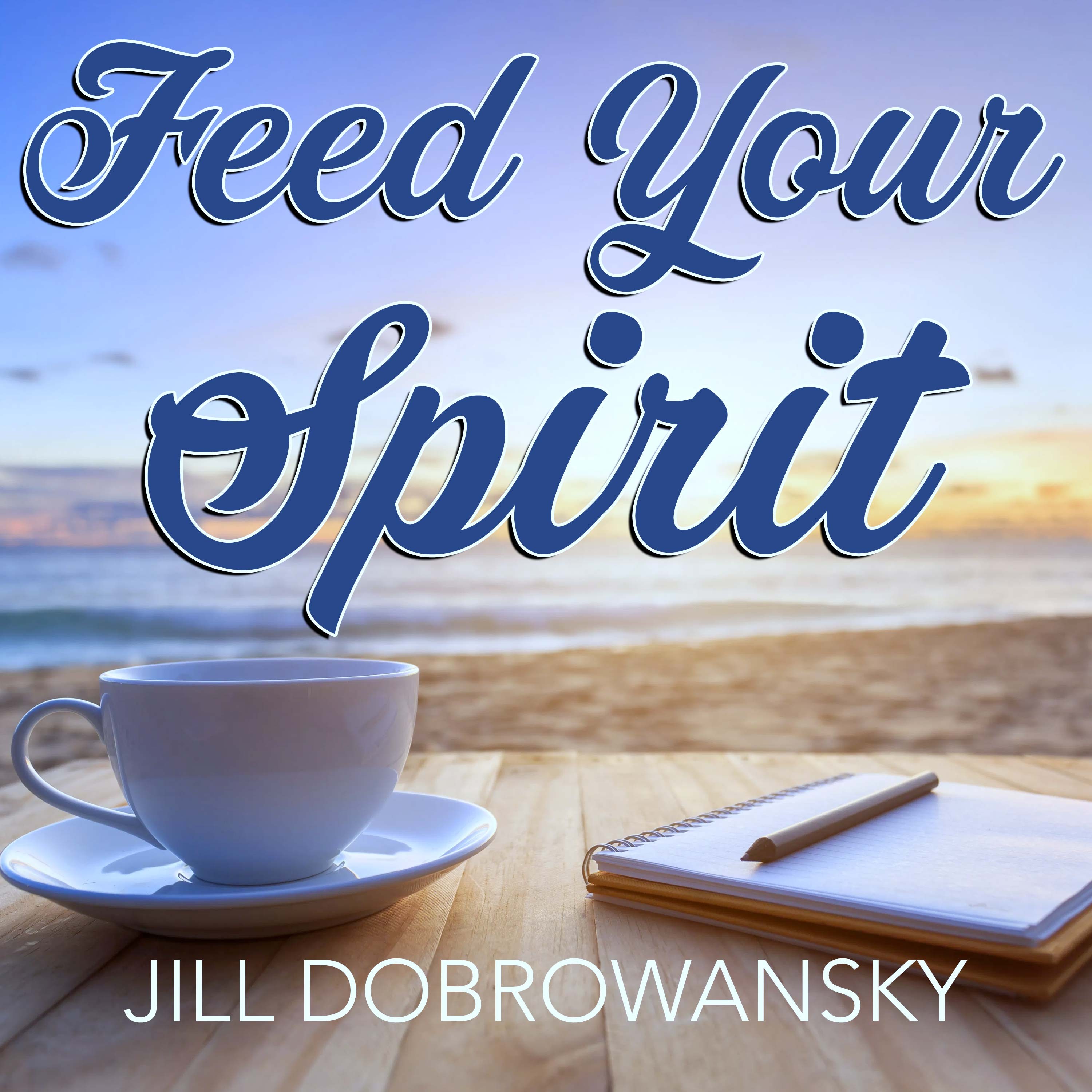Feed Your Spirit with Joe show art