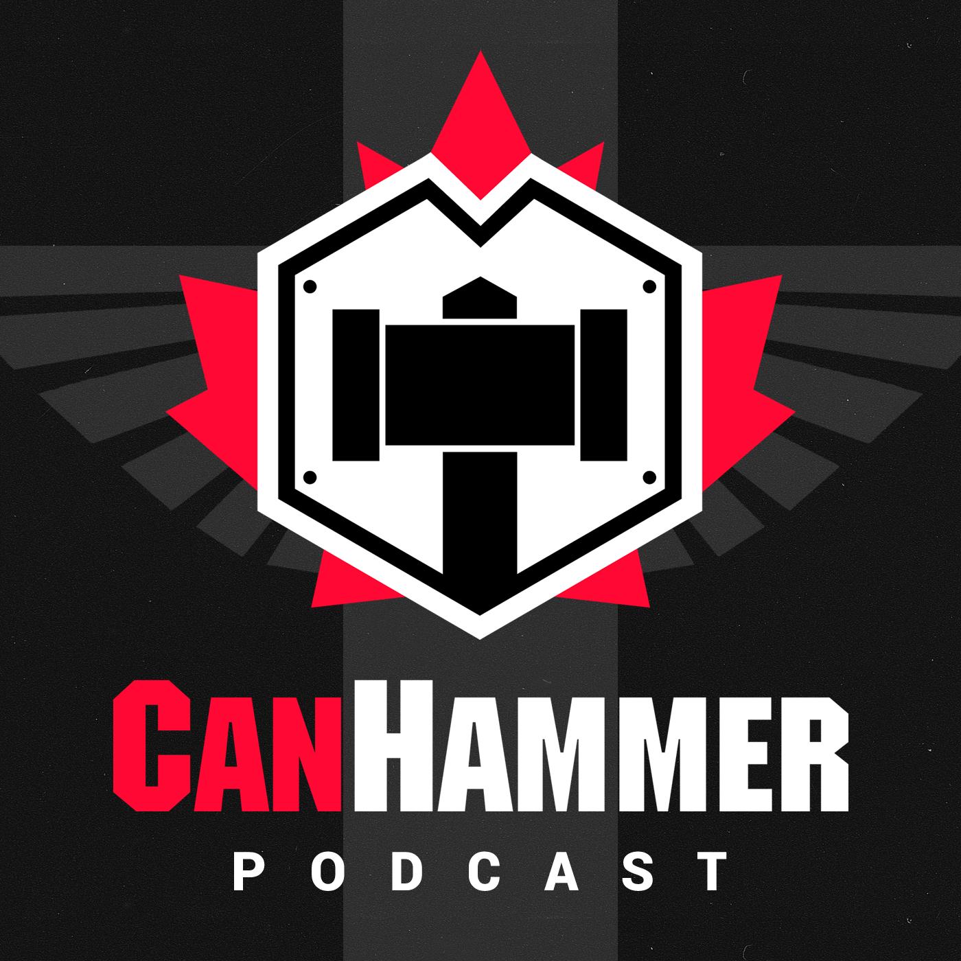 CanHammer 40k show art