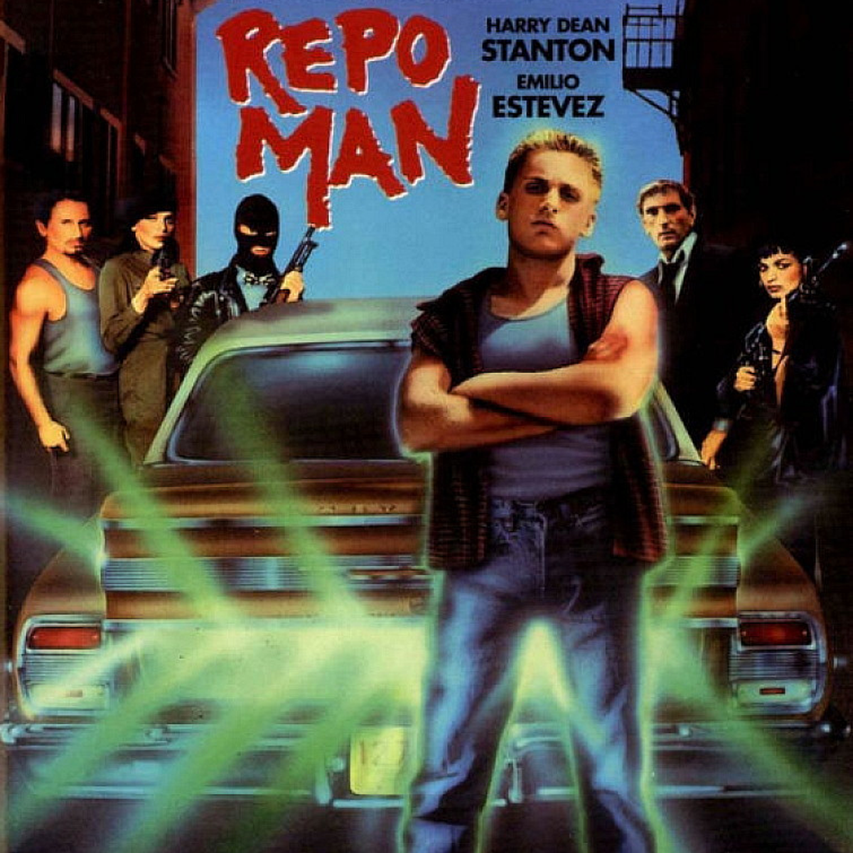 Repo Man movie review